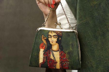 لباس زنانه ایرانی Artmis 11