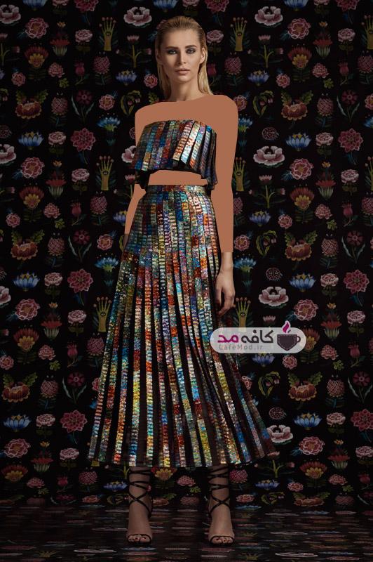 مدل لباس مجلسی Rami Kadi