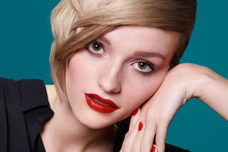 جدیدترین آرایش مو