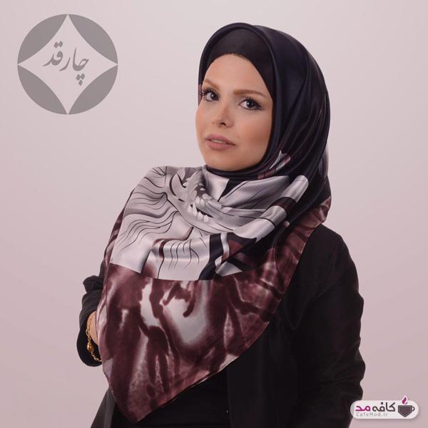 مدل روسری چارقد گالری