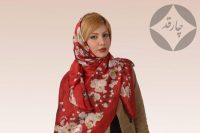 مدل روسری برند چارقد