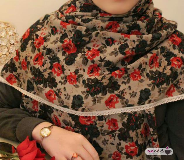 مدل روسری پری یاس
