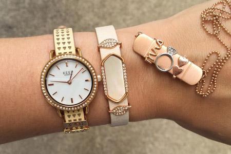 مدل ست ساعت و دستبند 11