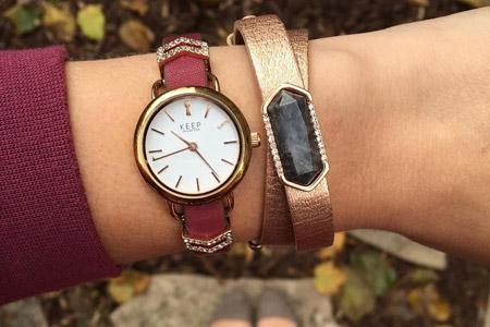 مدل ساعت و دستبند 11