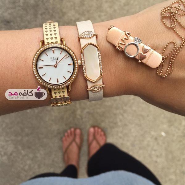 مدل ساعت و دستبند