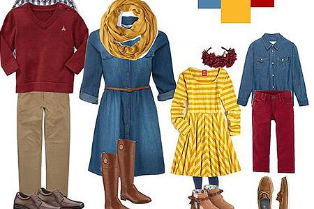 نکاتی برای ست کردن رنگ ها در لباس 7