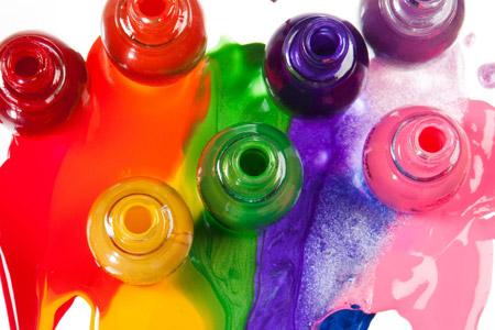 10 رنگ برتر بهار 96 12