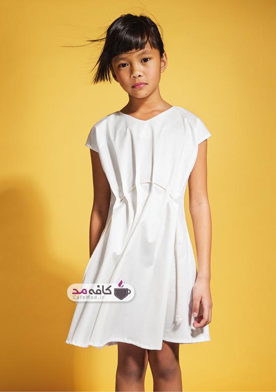 مدل لباس دخترانه بهاره 2017