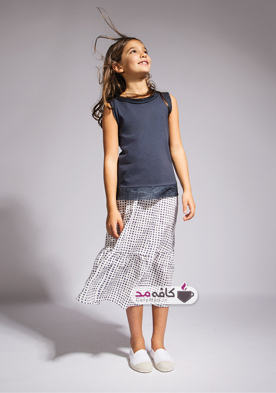 مدل لباس مجلسی دخترانه بهاره
