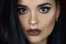 مدل آرایش از Katisa