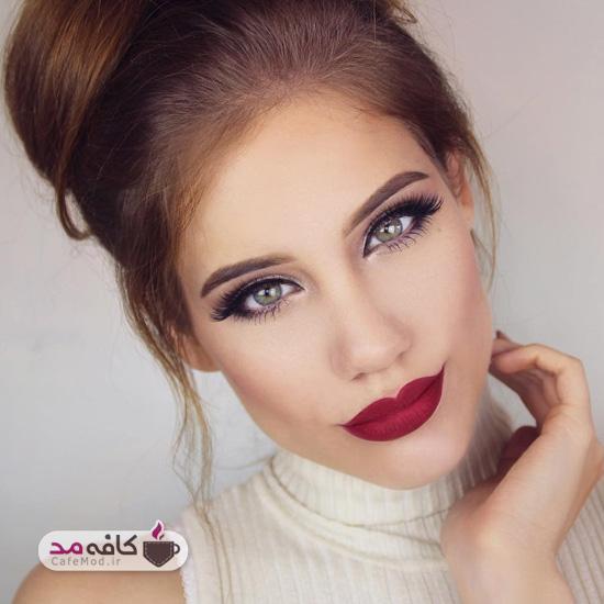 مدل آرایش سال 2017