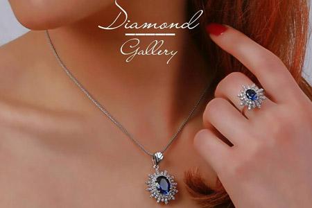 مدل طلا و جواهر دیاموند