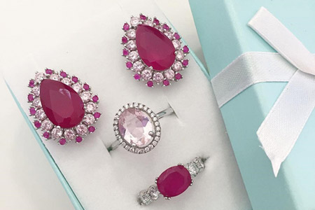 مدل جواهرات شیک و زیبا 11
