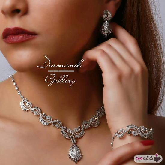 مدل طلا و جواهر