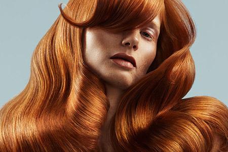 انتخاب رنگ مو مناسب با پوست 6