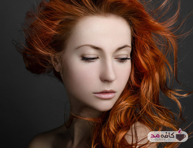 انتخاب رنگ مو مناسب