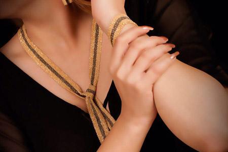 مدل طلا ایرانی Salia