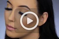 فیلم آموزش آرایش چشم