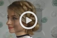 فیلم بافت موی یکطرفه