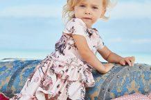 مدل لباس بچه گانه Robertocavalli