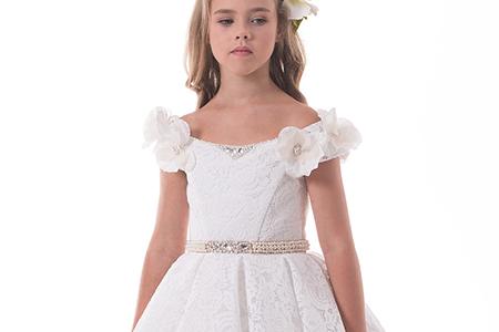 مدل لباس مجلسی دخترانه Trinity 10