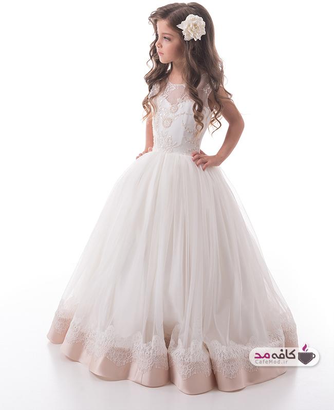 مدل لباس مجلسی دخترانه Trinity