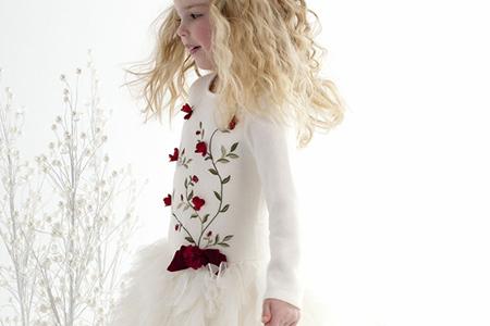 مدل لباس مجلسی دخترانه 2017 10