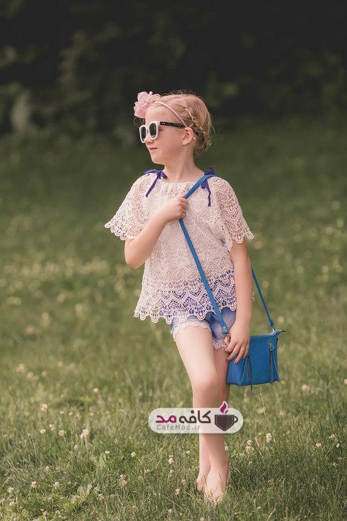 مدل لباس دخترانه Maelirose