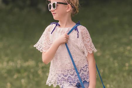 مدل لباس دخترانه Maelirose 10