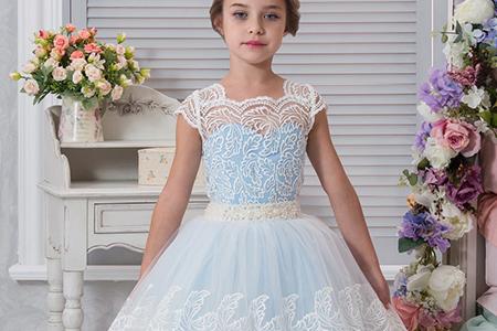 مدل لباس مجلسی دخترانه Licor 10