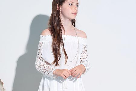مدل لباس دخترانه برند Gaudi 10
