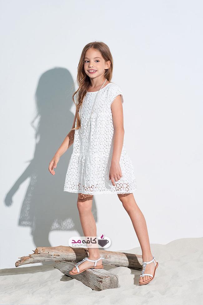 مدل لباس دخترانه برند Gaudi
