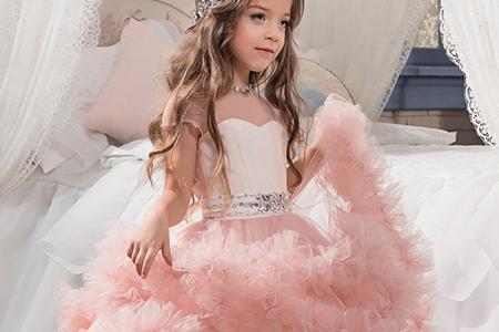 مدل لباس مجلسی دخترانه 4