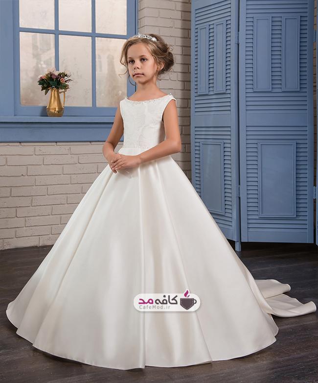 مدل لباس مجلسی دخترانه Pentelei