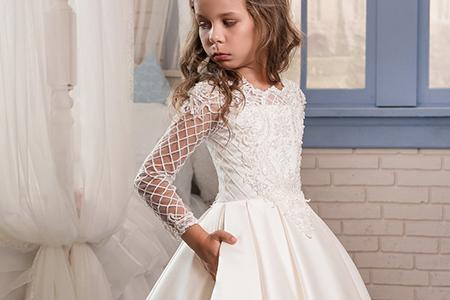 مدل لباس مجلسی دخترانه Pentelei 10