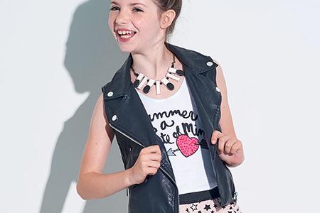 مدل لباس تابستانی دخترانه 10