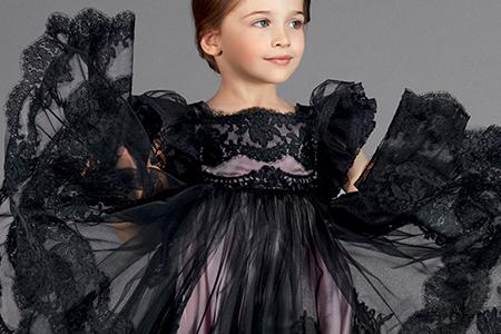 مدل لباس مجلسی دخترانه Dolce&Gabbana 10