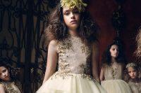 مدل لباس دخترانه  MISCHKA AOKI