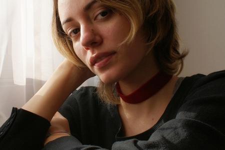 آموزش گردنبند چرمی رنگی