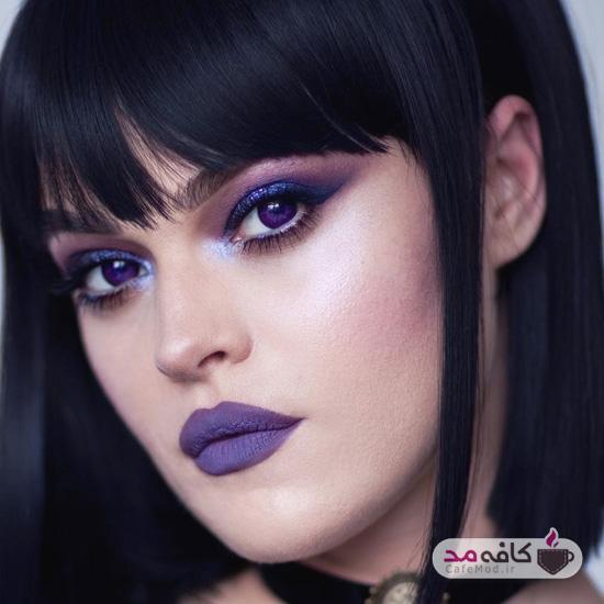 مدل آرایش فانتزی