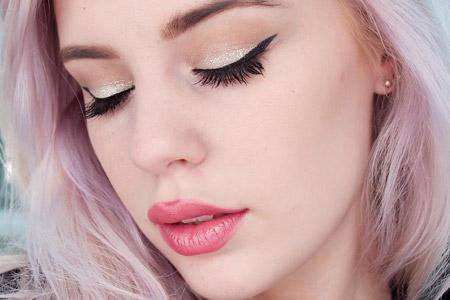 مدل آرایش شیک و ساده 10