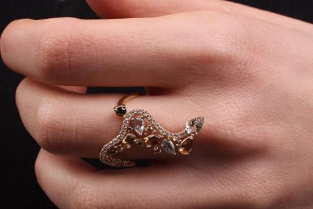 مدل جواهرات Nusret 13