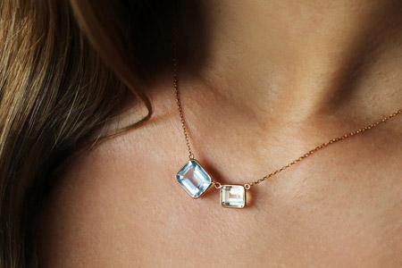 مدل جواهرات Leyla Abdollahi