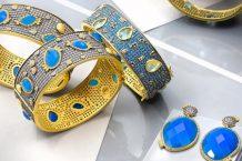 مدل جواهرات Freida Rothman