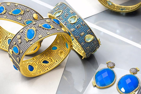مدل جواهرات Freida Rothman 13