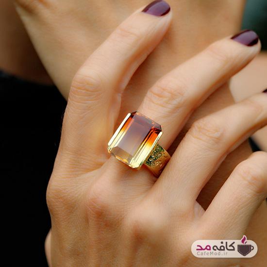 مدل جواهرات لیلا عبدالهی