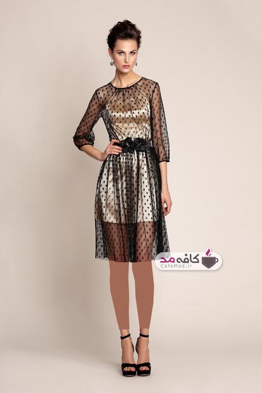 مدل لباس مجلسی Nika Fashion