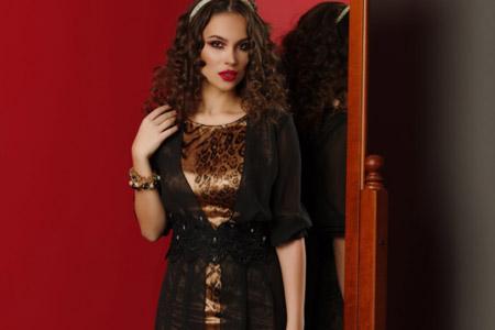 مدل لباس مجلسی Lissana 10