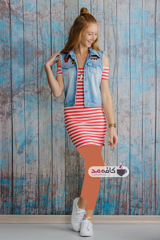 مدل لباس اسپرت زنانه