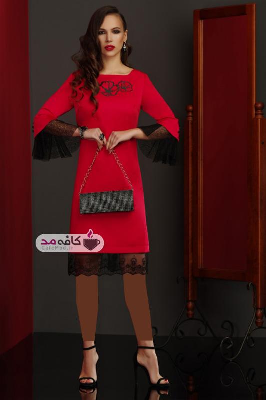 مدل لباس مجلسی زنانه Lissana